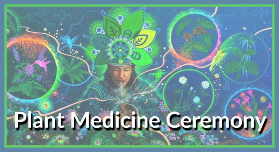 Plant Medicine Ceremony (one night only)