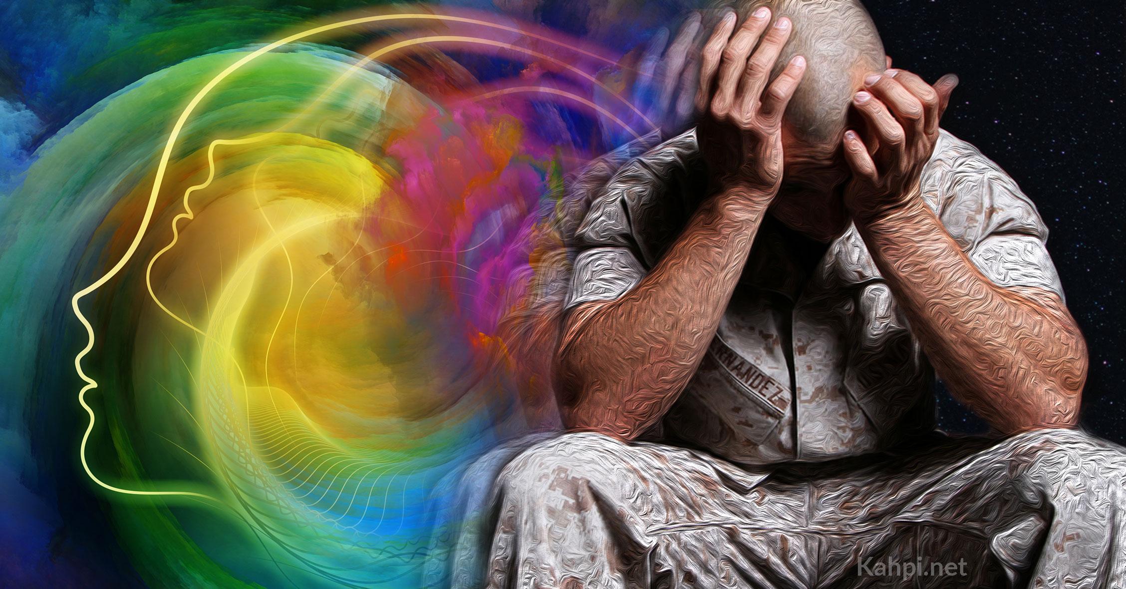 psilocybin PTSD